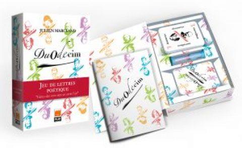 Le jeu de cartes et de poésie Duodecim