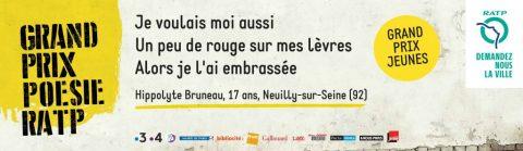 4 questions à Hippolyte Bruneau, Grand Prix Jeunes 2018
